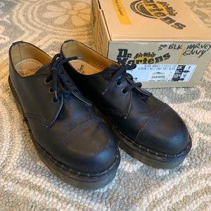 EUC Vintage Black Dr Martens (Harvey) US 10